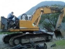 現松挖掘機維修